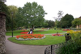 Lovely Abbey Gardens ...