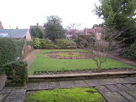 Friary Gardens, from the Pavilion