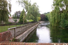 Wolvesey Slips (The Weirs)