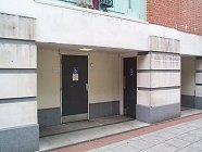 Middle Brook Street Ladies toilets. (The Brooks.)